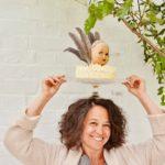 Portrait of artist Jana Nicole Conway by Antoinette Haselhorst