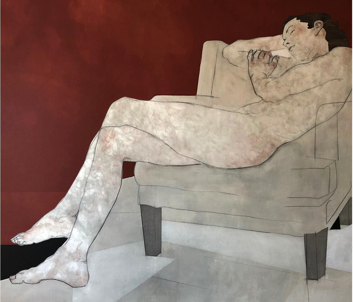 ODYSSEY artwork by Nikoleta Sekulovic