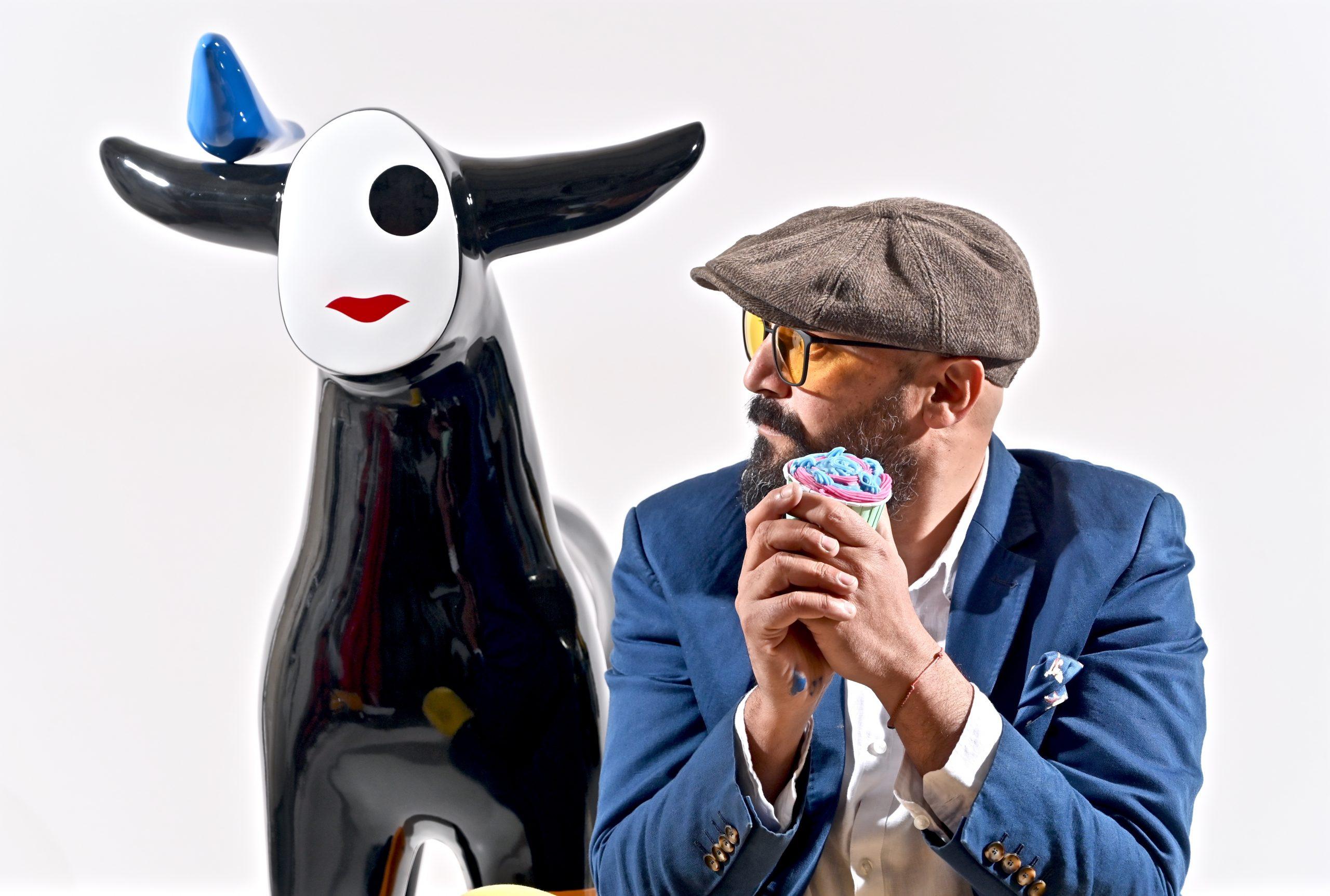 artist Sam Shendi
