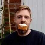 Portrait of artist Ian Cumberland