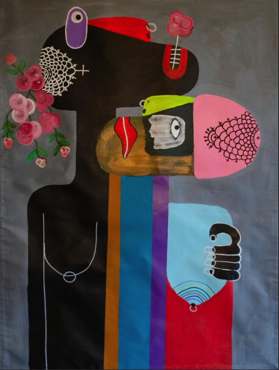 Artwork by Kojo Marfo