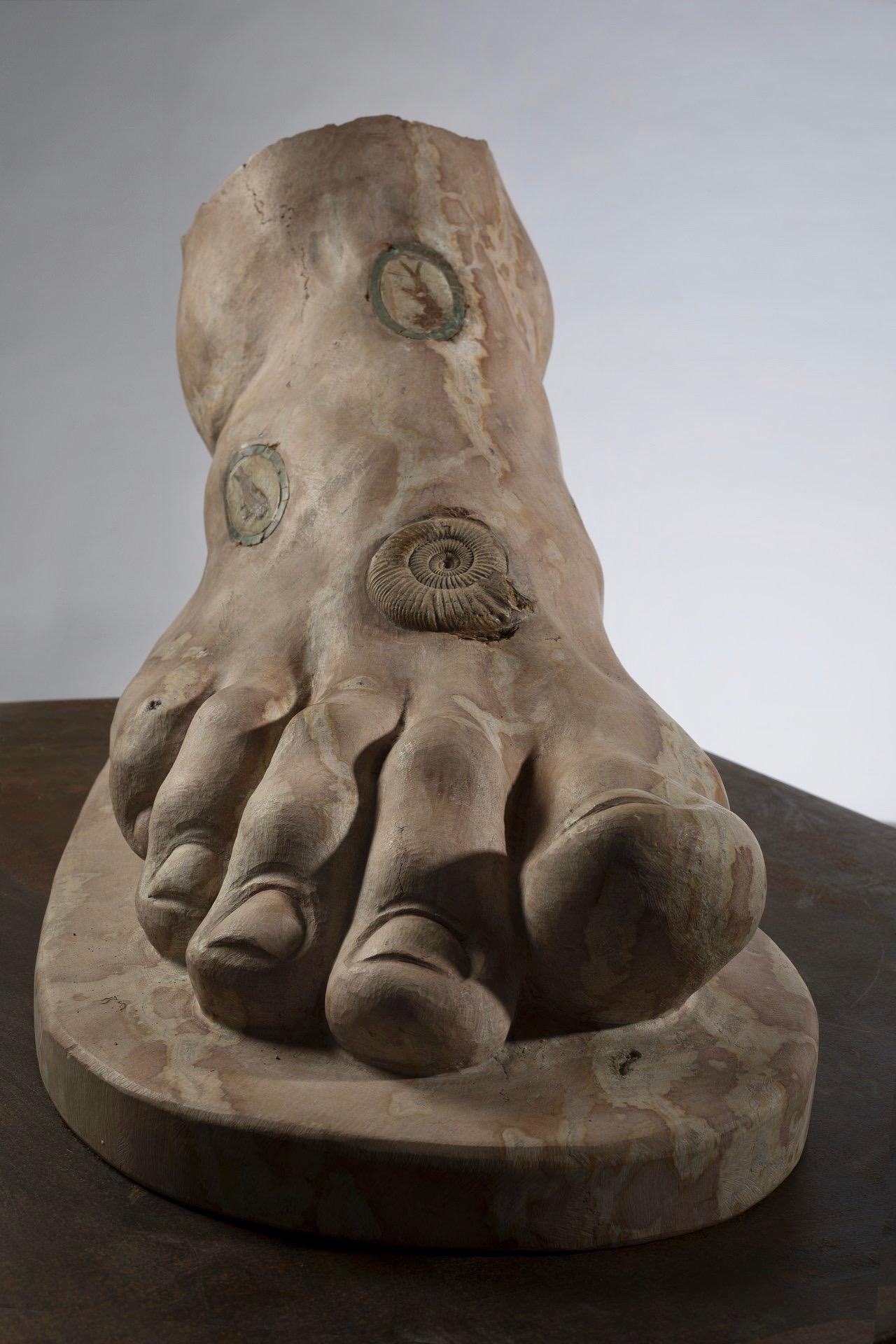 sculpture Massimiliano Pelletti